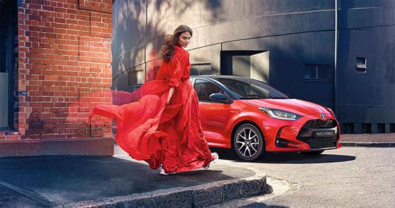 Bild Der neue Toyota Yaris
